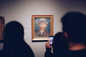 ゴッホ美術館 「肖像の中に」展