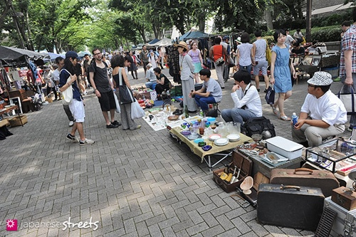Marché de Tokyo: Oedo Antique Market