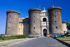 ナポリの卵城