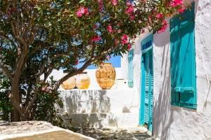 陶芸の盛んな島 シフノス島