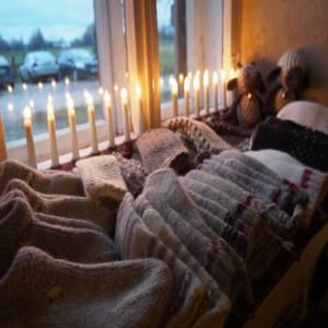 温もりを感じるヒウーマー島の羊毛製品【エストニア情報】