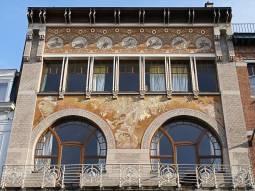 【2018年3月】 アールヌーボー&アールデコ・フェスティバル見学とブルージュ&アントワープを巡るアートな5日間