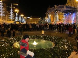 クロアチア クリスマスシーズン到来!