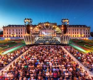 ウィーン・フィルの野外コンサート&その他の夏のコンサート♪