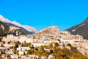 2019年ツールドフランス観戦ツアー アルプス山岳ハイライト 「世界遺産・城塞都市ブリアンソン」