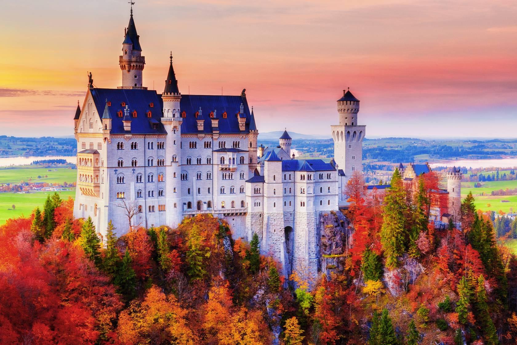 TOP 10 ドイツ名所ランキング 2019年度(一覧)〜ドイツの観光名所第1 ...