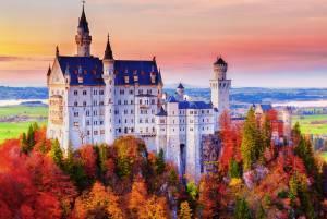TOP 10 ドイツ名所ランキング 2019年度(一覧)〜ドイツの観光名所第1位は意外もOOだった!〜