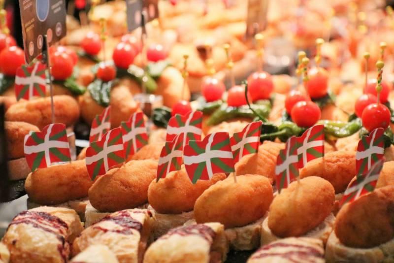 バスクのおいしいを探しに行く旅 おすすめの4都市