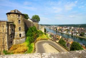 ワロン地方の美しい街②、Namur (ナミュール)