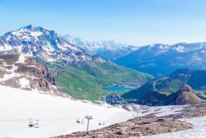 2019年ツールドフランス観戦ツアー アルプス山岳ハイライト 「オリンピック開催地・リゾート地ティーニュ」