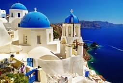 ギリシャ旅行の定番!エーゲ海クルーズとアテネ 5日間