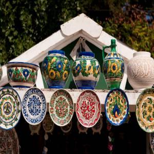 ルーマニアの陶磁器【ルーマニア情報】