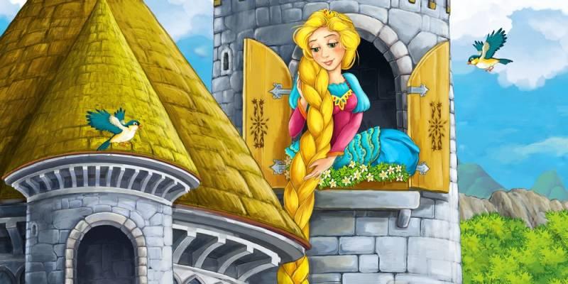 ラプンツェルのお城に宿まる🏰