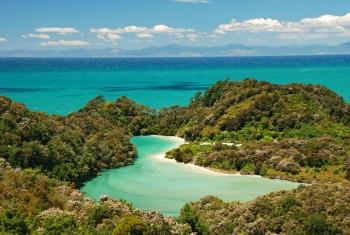 ヨットチャーター in ニュージーランド