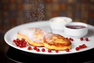 ロシアのおいしい朝食