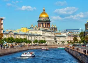 サンクトペテルブルグ運河探訪
