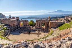 ナポリ・アマルフィ海岸からシチリアへ ハイライト周遊 7日間