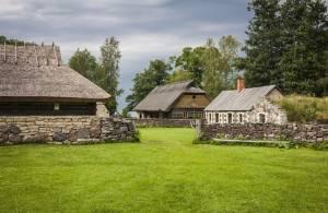 まるでタイムスリップ!エストニア野外博物館【エストニア情報】