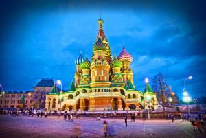 かわいらしいロシア建築の秘密!
