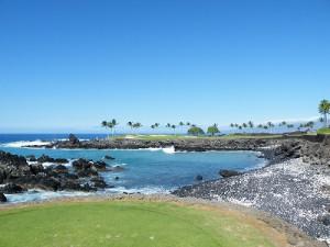 ハワイ島のゴルフ体験記 マウナラニ・サウスコース