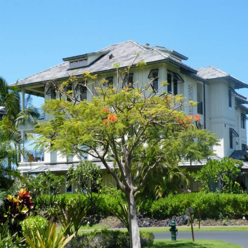 リゾート気分100%のコンドミニアムハワイ島 コレア・ワイコロアリゾート