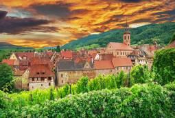 ヨーロッパ2ヵ国周遊ハネムーン!~ワイン街道をゆく🍷本場の食を楽しむ旅~
