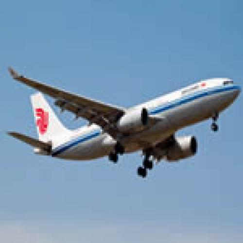 福岡発上海行き 中国国際航空の5月出発を更に値下げ