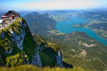 オーストリア・アルプスの大自然に触れる