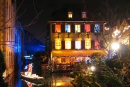 ☆Les marchés de Noël de Strasbourg☆ストラスブールとその近郊の村巡り