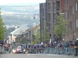 2019年4月26~29日 ロードレース 春のクラシックの一つ《リエージュ・バストーニュ・リエージュ(Liège-Bastogne-Liège)》のレースを観戦! 4日間