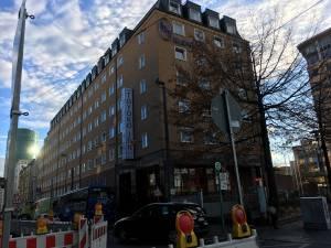 幼児連れでドイツ旅行 フランクフルト滞在ホテル
