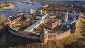 中世の面影を残すロシア屈指の古都ノヴゴロド