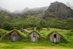 伝統家屋「ターフハウス」【アイスランド情報】