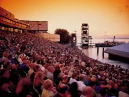 2017年7~8月 【ミュンヘン発着】夏の湖上オペラ♪ブレゲンツ音楽祭♪『カルメン』鑑賞!4日間