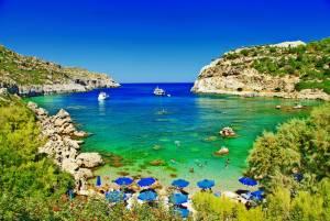 太陽とバラの島、ロドス島の魅力