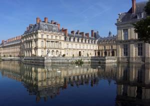 映画の舞台になったフランス観光地 フォンテーヌブロー宮殿