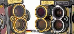 クラシックカメラに詳しいドイツ人ガイド(日本語)と行く!カメラオークション