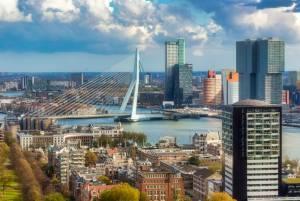 オランダ・ロッテルダムのユニークな近代建築集