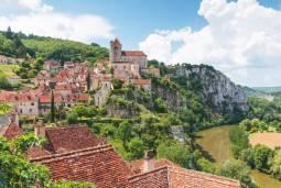 フランス観光・専用車チャーター|フランス南西部を巡る旅