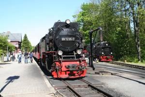 素晴らしい旅 ~SL列車やザクセンの古都めぐり~