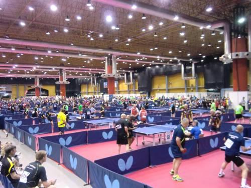 世界ベテラン卓球選手権2016 アリカンテ大会を終えて&大会結果