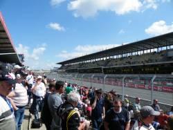 ルマン24時間レース観戦