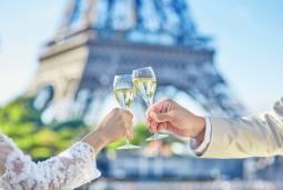 ベルギーから隣国の旅 ~シャンパーニュを味わいながらパリへ~