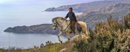 4~5月、9~11月 月1回催行【スペイン】カタルーニャの海岸線と山々をホーストレッキング!!(中級者向け、騎乗日数6日間)