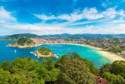 スペイン+フランス 2か国周遊《バスク地方観光》