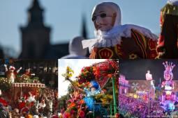 春の祭典2019ドイツ・ベルギー・フランス4つのカーニバル周遊(ケルンカーニバル&世界無形文化遺産バンシュカーニバル、ニースカーニバル&マントンレモン祭)9日間
