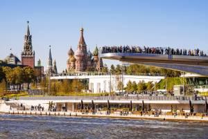 モスクワの新名所「パルク・ザリャージエ(Park Zaryadye)」