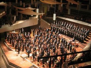 1月末にベルリンフィルのジルベスターコンサートが放映されます