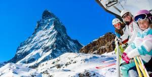 スイスでスキー&スノーボードをしてみませんか☆