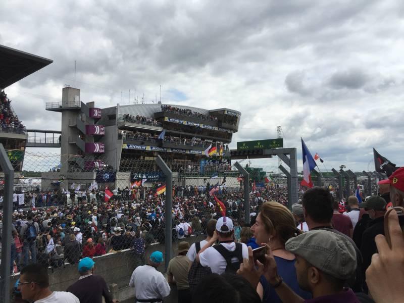 ルマン24時間レース観戦ツアーにご参加頂いたお客様からの声が到着しました☆